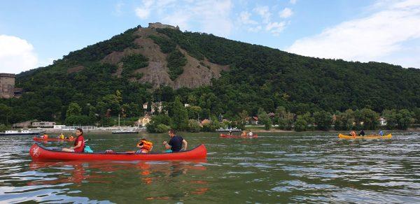 2021.09.04: Bázistúra 1: Kenutúra a Szentendrei Duna-ágban