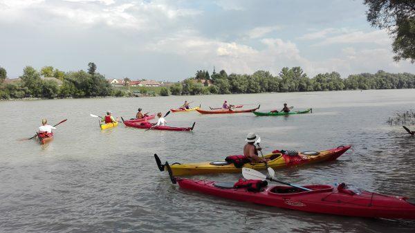 2021.05.15: Kajaksuli II.: Bevezetés a kajakozásba – Dunabogdány-Szentendre