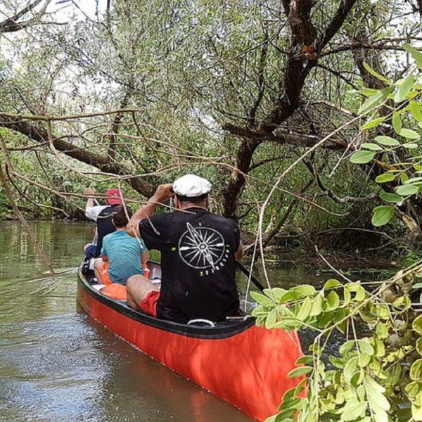 2021.10.02-03: A Magyar Amazonas: Tisza-tó Ökotúra Kenuval