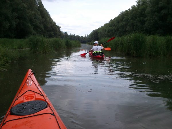 2021.05.22-24: Gemenc, Vadon, Veránka, Kajakkal