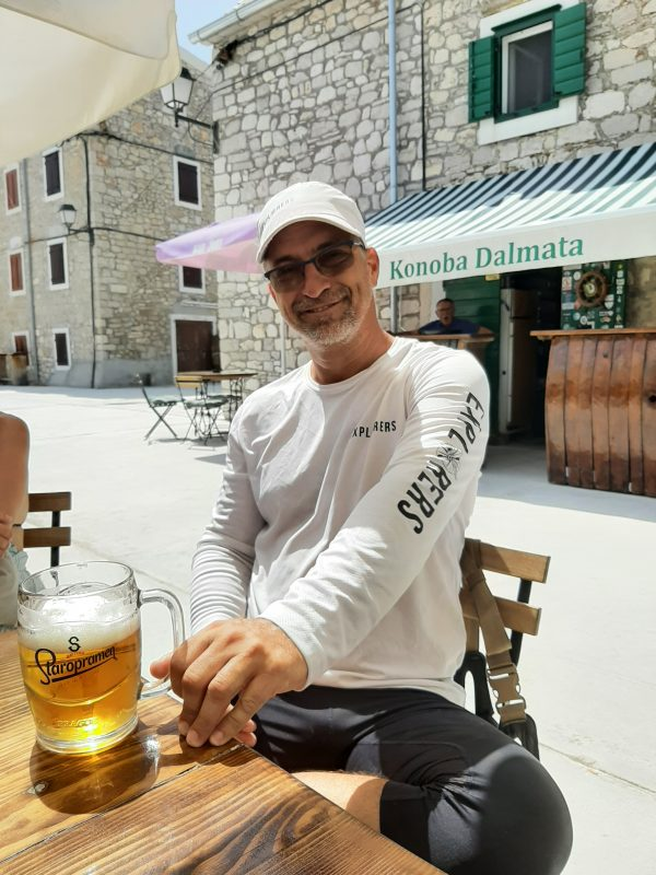 2021.09.18-21: Brodarica (Sibenik): 4 napos csillagtúra az Adria ékkövei között
