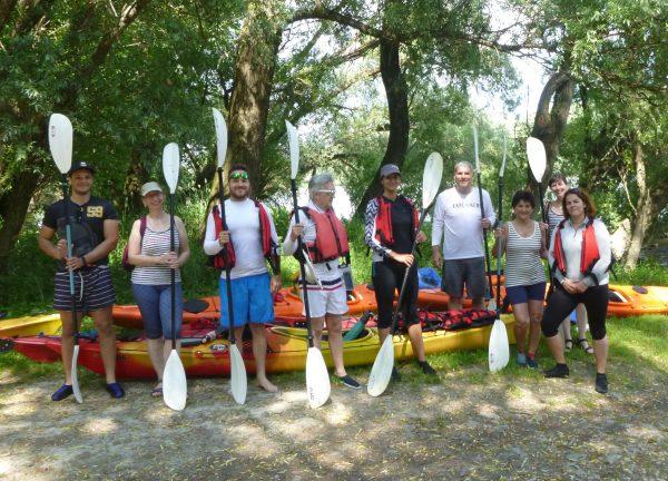 2021.06.26: Vadkacsa Special - Kajakos Kör bográcsos ebéddel
